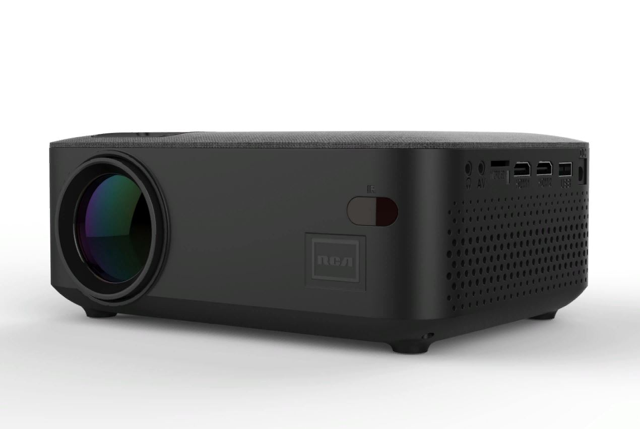 thumbnail 9 - RCA Home Theater Projector 480p / 1080p Compatible HDMI & Bluetooth 5.0 RPJ143