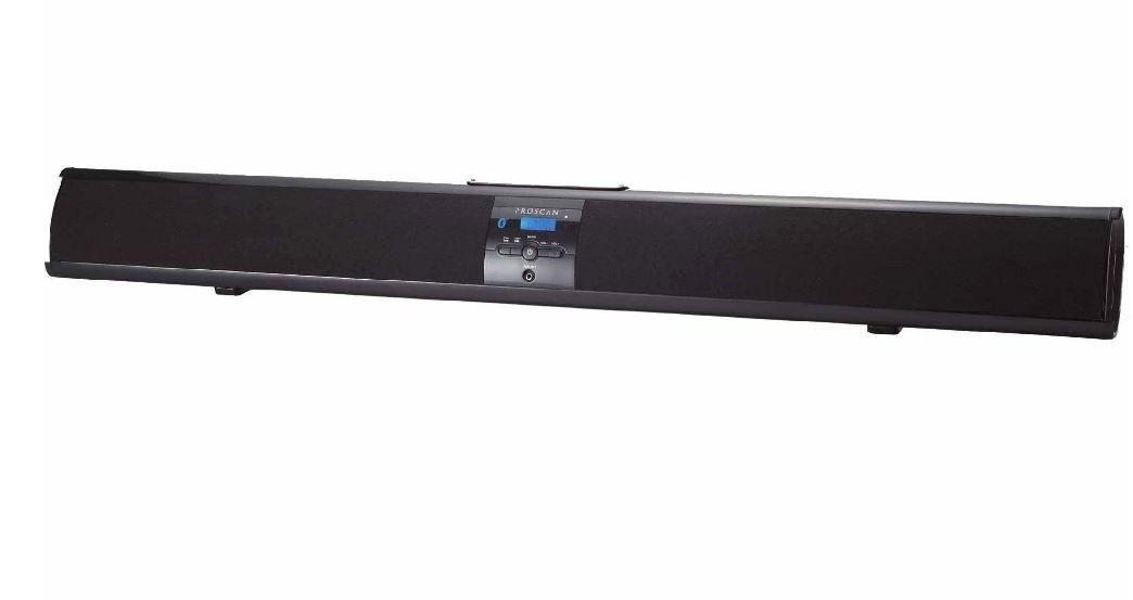 """PROSCAN PSB3713-B 37/"""" Bluetooth Soundbar"""