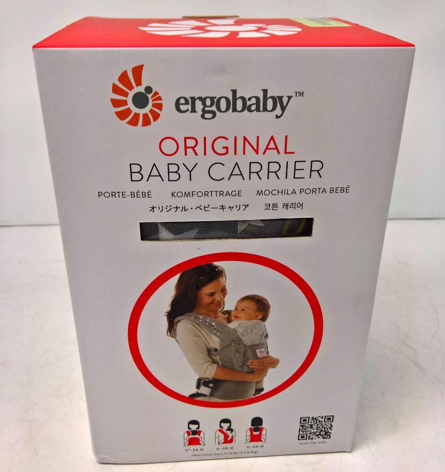 Ergobaby Bc2epnl Original 3 Position Baby Carrier Galaxy