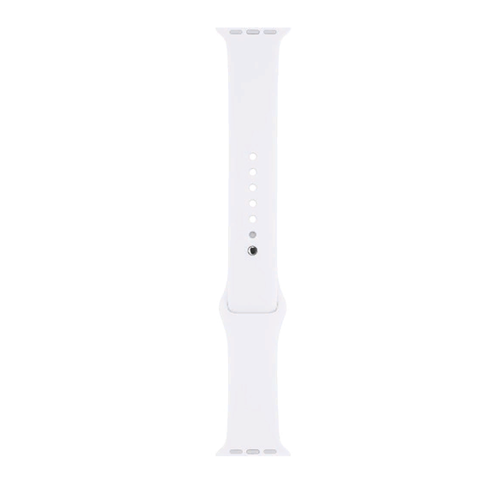 APPLE WATCH 42MM SPORT BAND WHITE