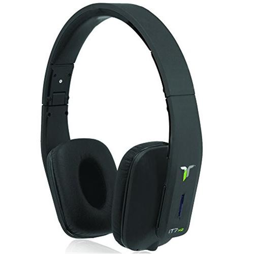 It7x2 On-ear Headphones - Black Matte