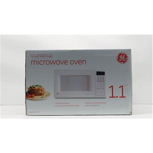 GE JES1142WPC 1.1 cu. ft. Microwave Owen