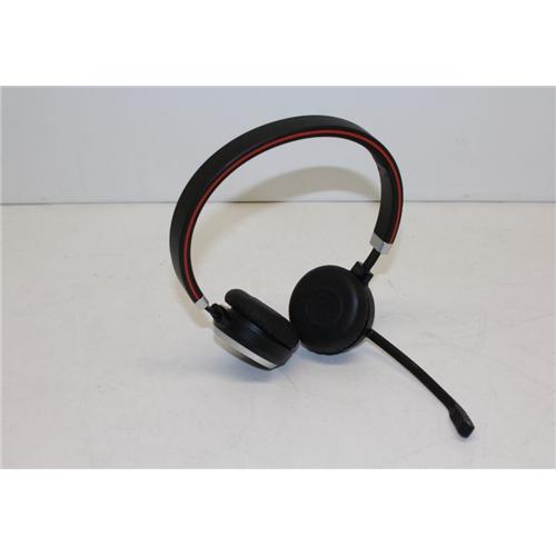 Jabra Evolve 65 Ms Stereo Wrlss Headset Headphones Headsets Consumer Electronics