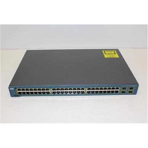 Cisco Catalyst 3560-48TS 48-port Switch