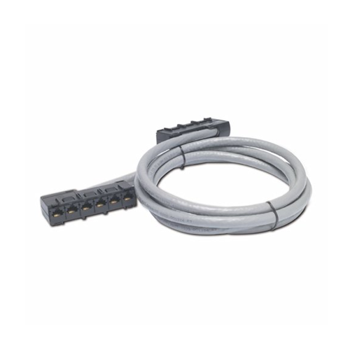 APC Network cable CAT 5e UTP 75 ft Grey