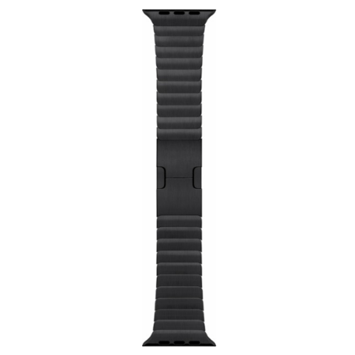 APPLE WATCH 38MM BLACK LINK BRACELET