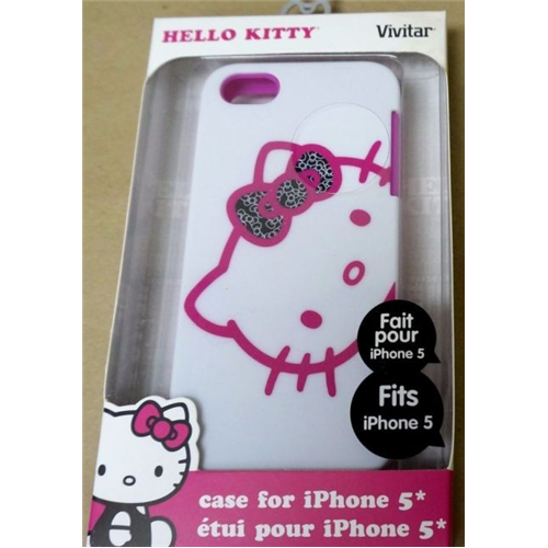 Hello Kitty 29309-FR iPhone 5 Case, Pink