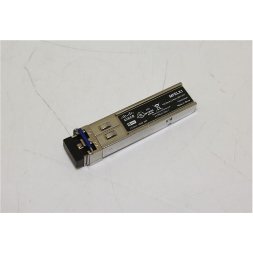 Cisco MFELX1 100BASE-LX SFP Transceiver