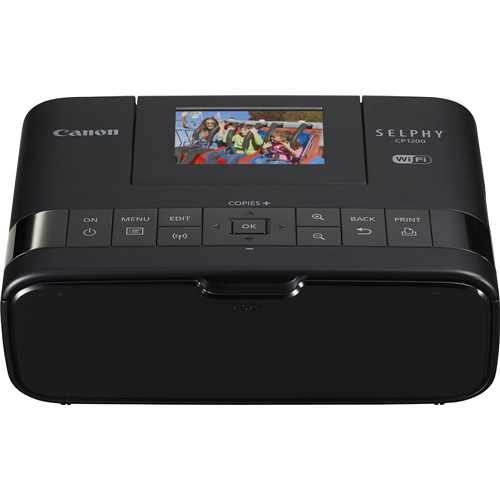 Canon SELPHY CP1200 BLACK PRINTER