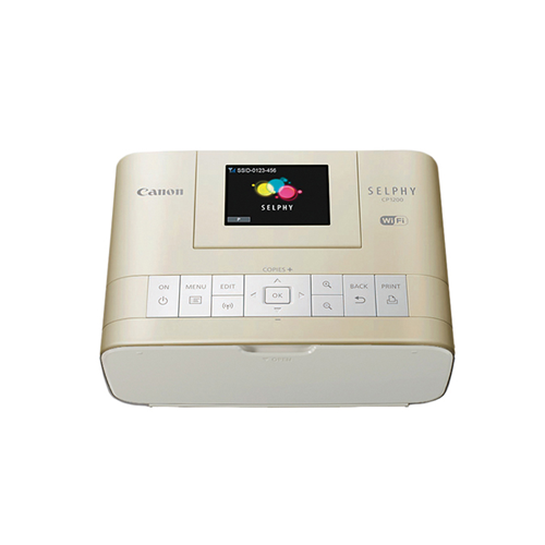 Canon SELPHY CP1200 GOLD Printer