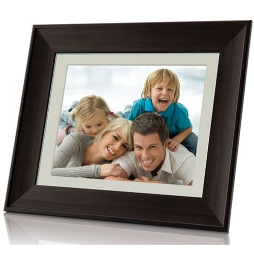 "Coby DP1052-R 10"" Digital Photo Frame MP"