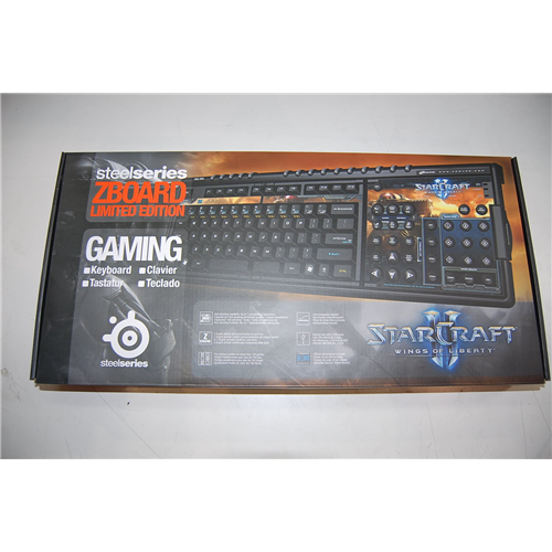 Steel Series 64090 Gaming Keyboard