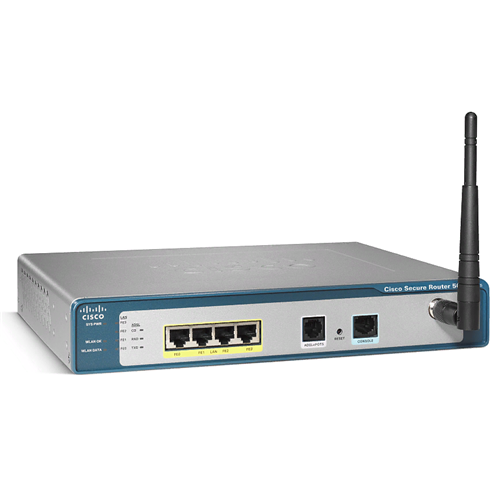 CISCO 520 SECURE ROUTER SR520W-ADSL-K9