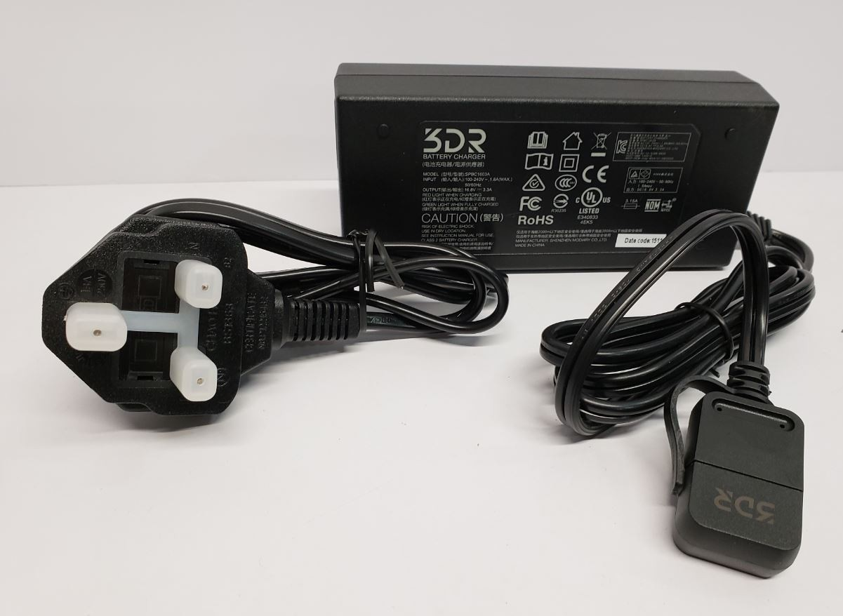 3DR Solo SP12A Smart Battery Charger