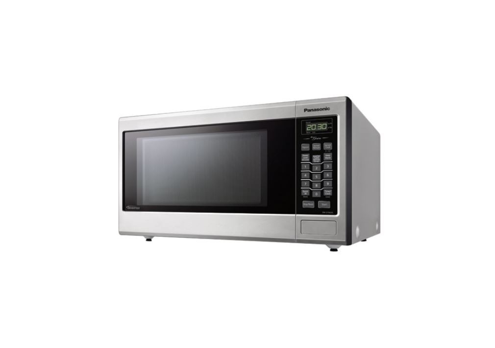 panasonic nn st663s inverter microwave. Black Bedroom Furniture Sets. Home Design Ideas