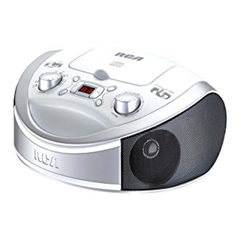 RCA RCD331WH Portable CD Player