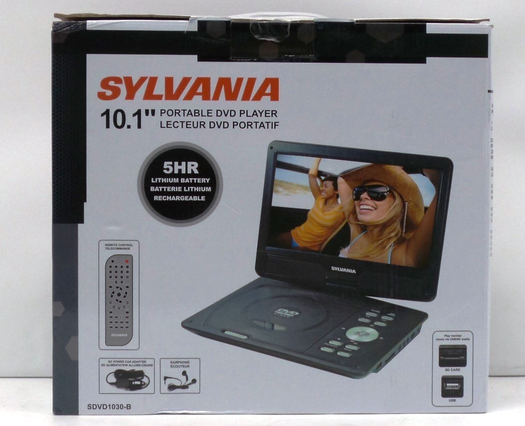 Sylvania dual dvd player manual.