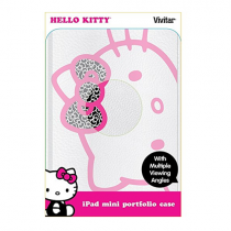 Hello Kitty iPad mini Portfolio Case