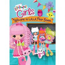Lalaoopsy Girls DVD