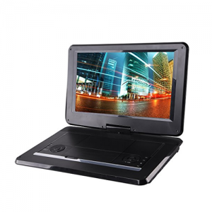 """Sylvania SDVD1566 15.6"""" Prtbl DVD Player"""
