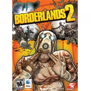 Borderlands 2 - Mac Game