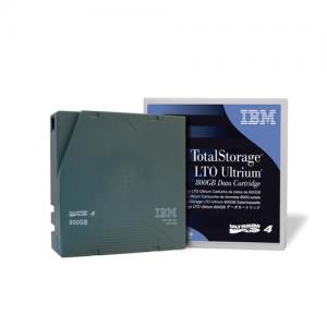 IBM 3PK LTO4 ULTRIUM 4 800/1.6TB