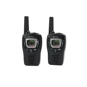 Cobra CX350A 2-Way Radio - BLACK
