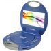 "Sylvania SDVD7046 7"" DVD Player Blue"