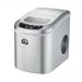 iGloo ICE102CSILVER Compact Ice Maker